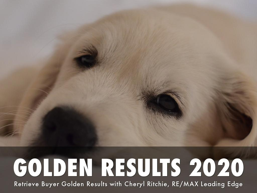 Golden Results for Buyers 2020