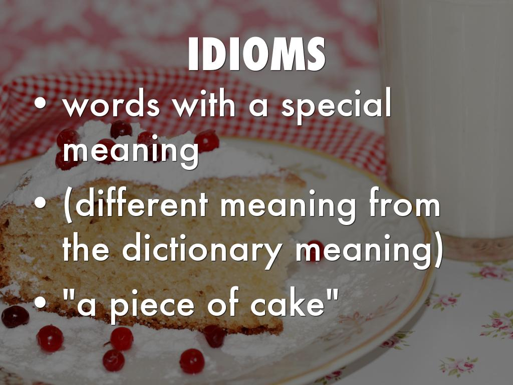 Idioms Wedding By A Faulkner