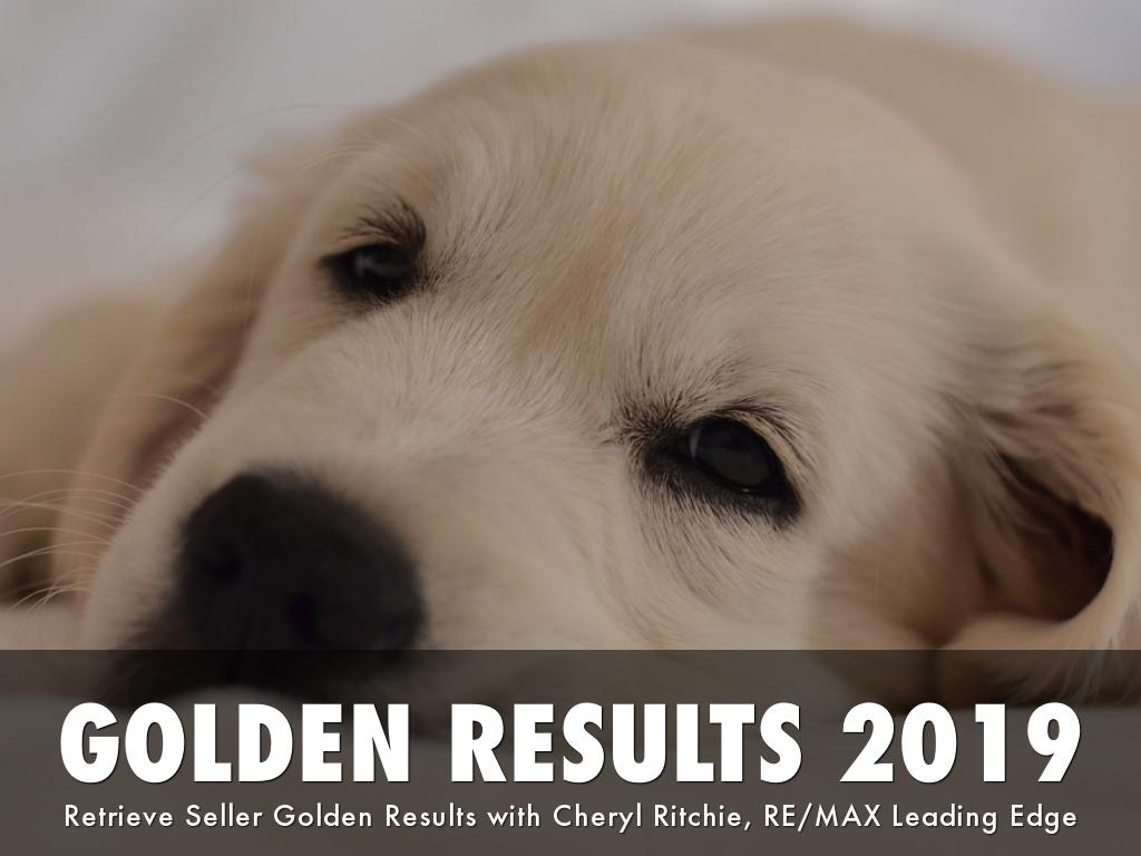 Golden Results For Sellers 2020