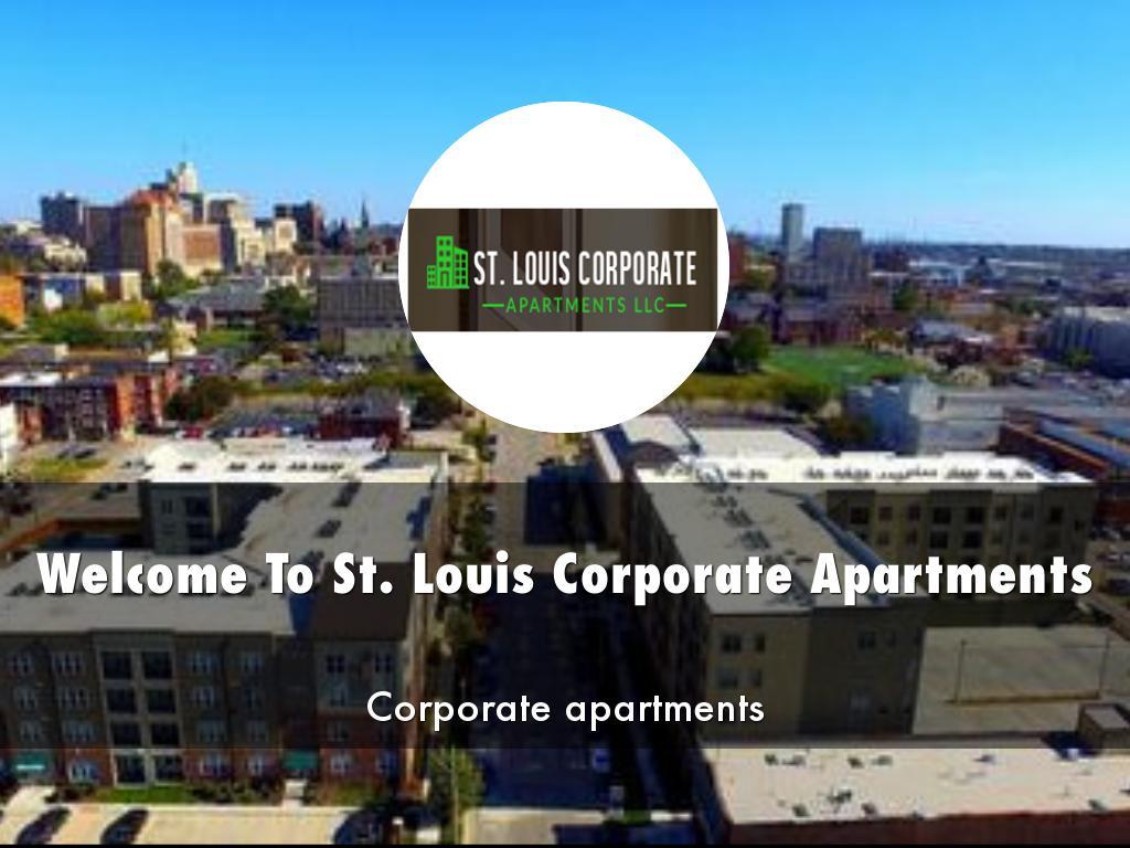St. Louis Corporate Apartments Presentation