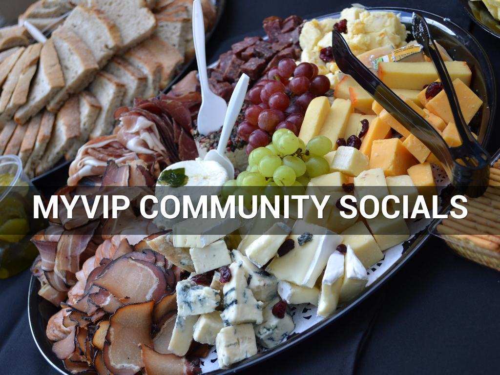 MyVIP COMMUNITY SOCIALS