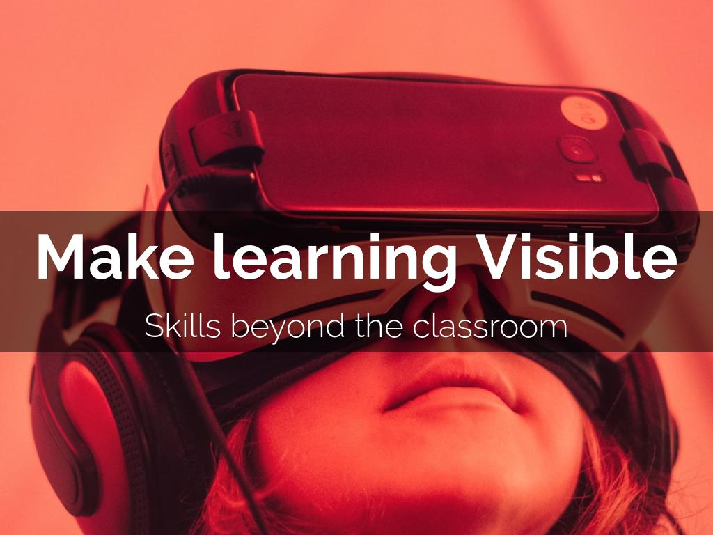 Make learning Visible