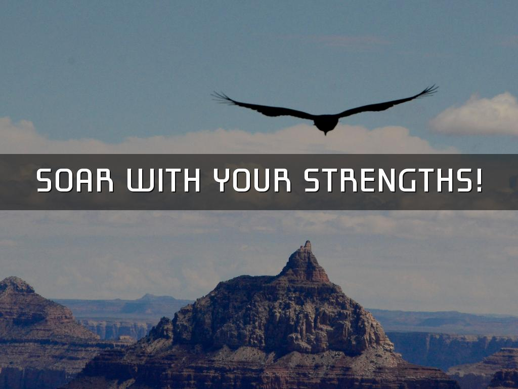 soar with your strength essay