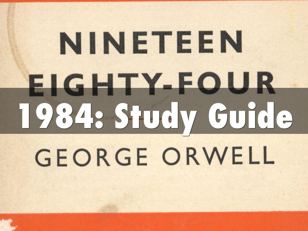 1984 english study guide Study 26 1984 study guide-english flashcards from kelsey o on studyblue.