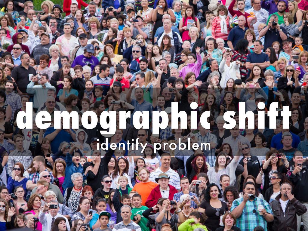 demographic shift