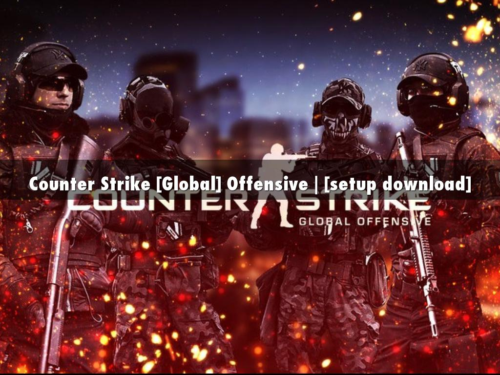 counter strike global offensive pc download compressed