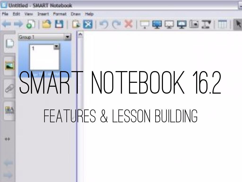 smart notebook 16.2