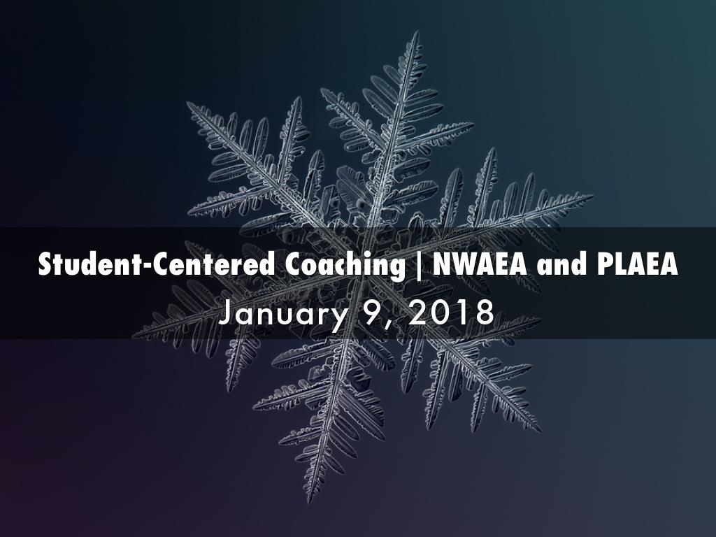 Student-Centered Coaching | NWAEA and PLAEA