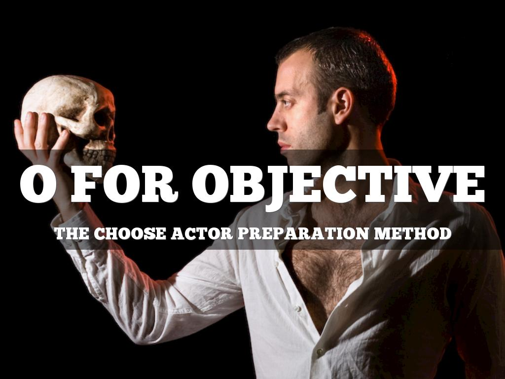 CHOOSE: O is for Objective