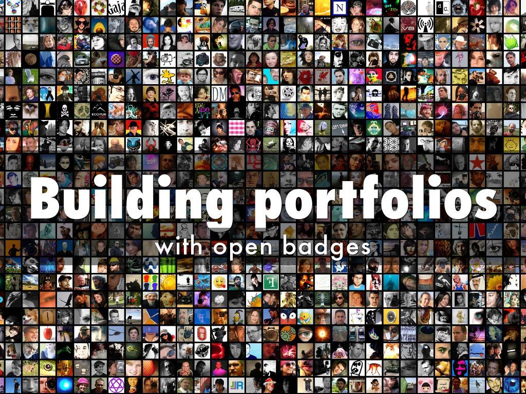 Building portfolios