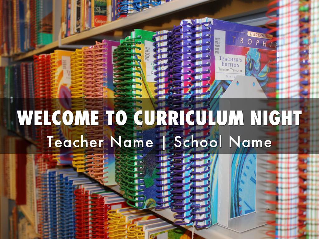 Curriculum Night Template 的副本