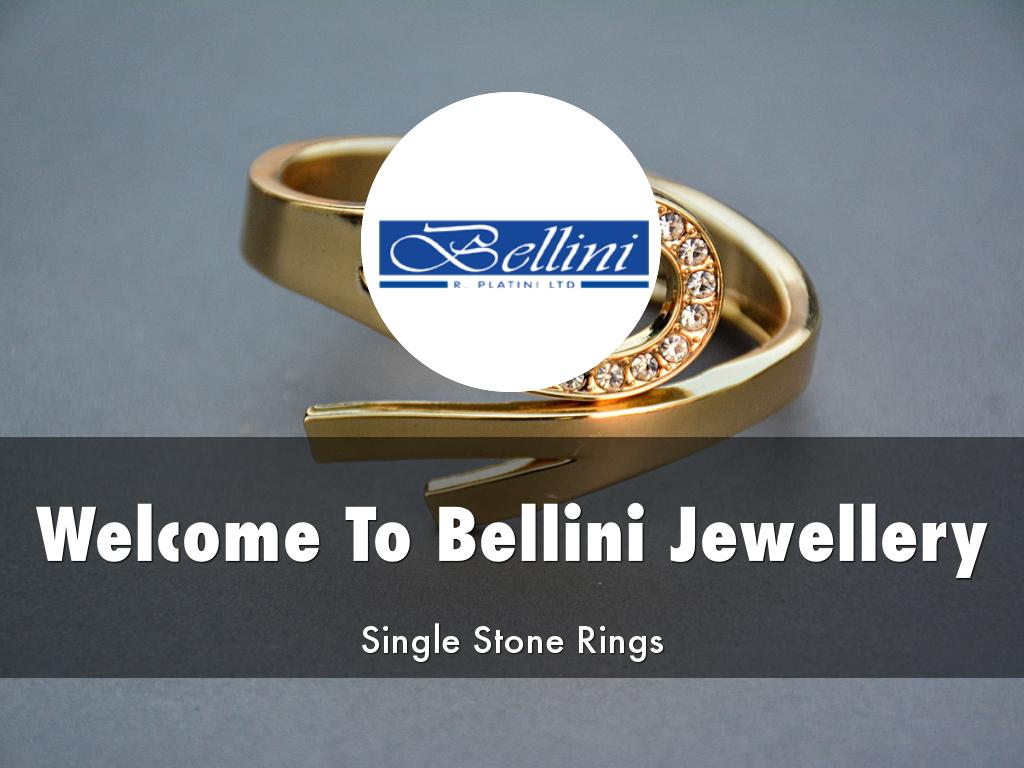 Bellini Jewellery Presentations