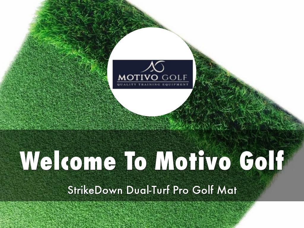 Motivo Golf Presentation