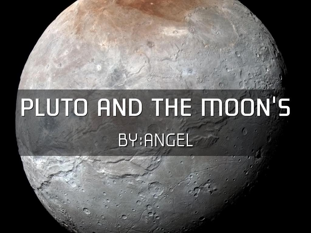 Pluto And Moons