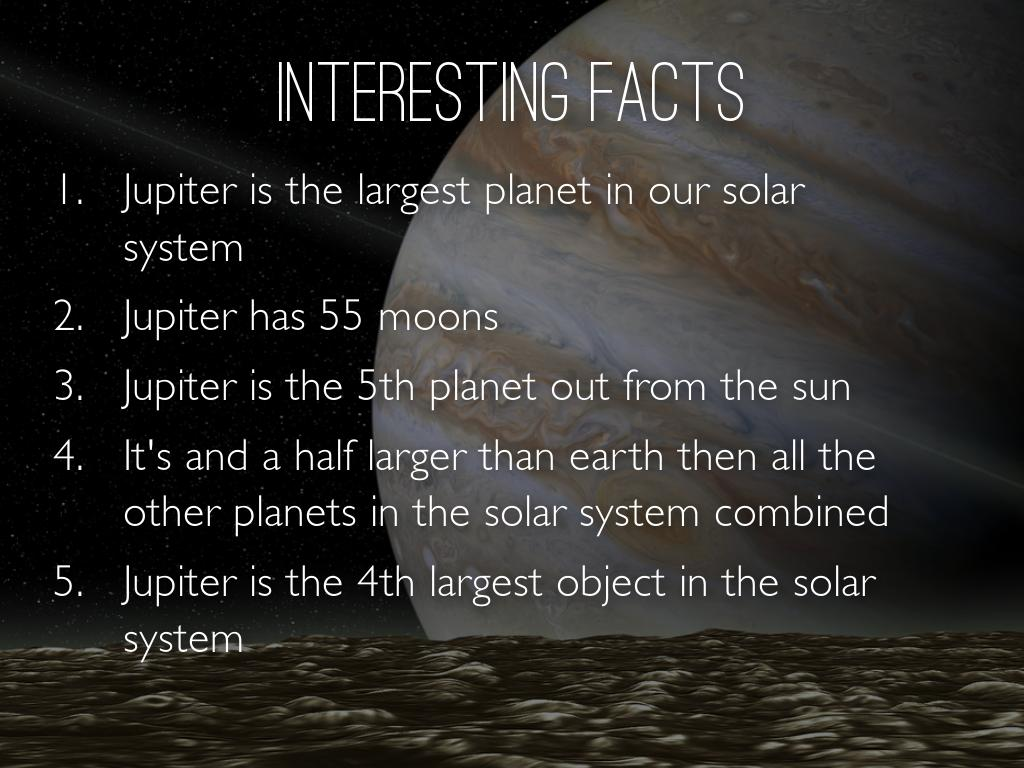 10 Amazing Facts About Our Solar System