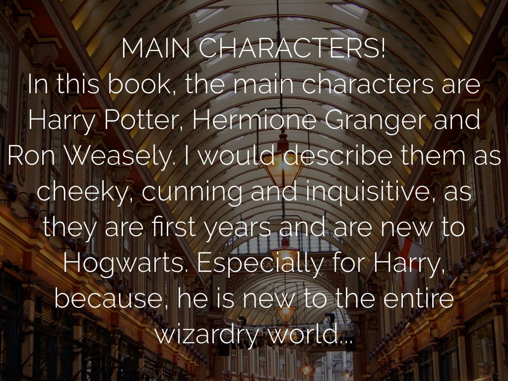 Harry Potter Book Summary : Harry potter book review by lolly dixon