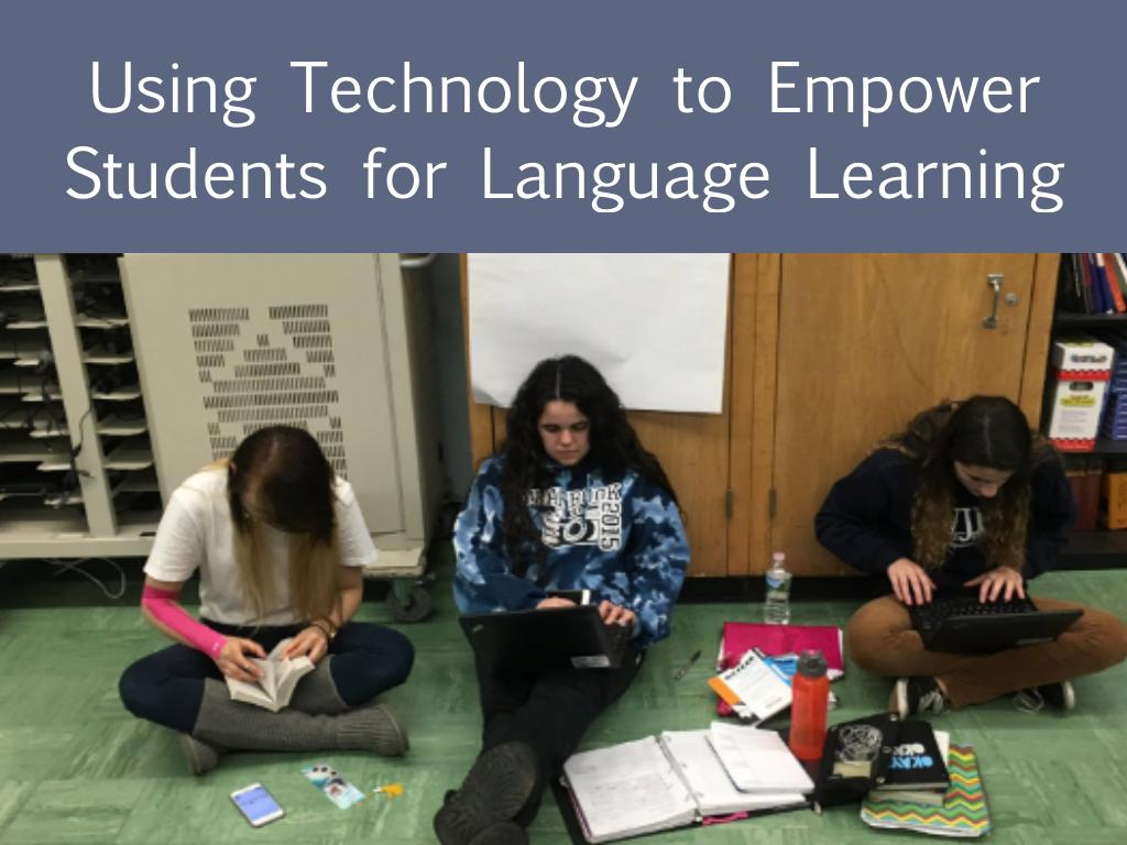 Using Technology to Empower Students