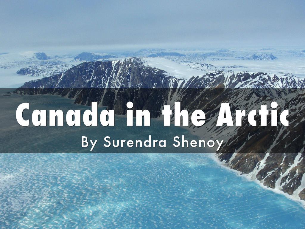 Copia de CANADA on the Arctic