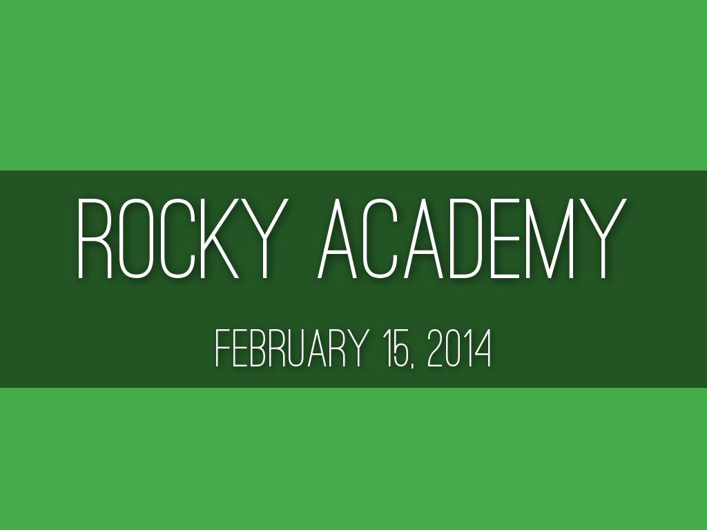 Rocky Academy