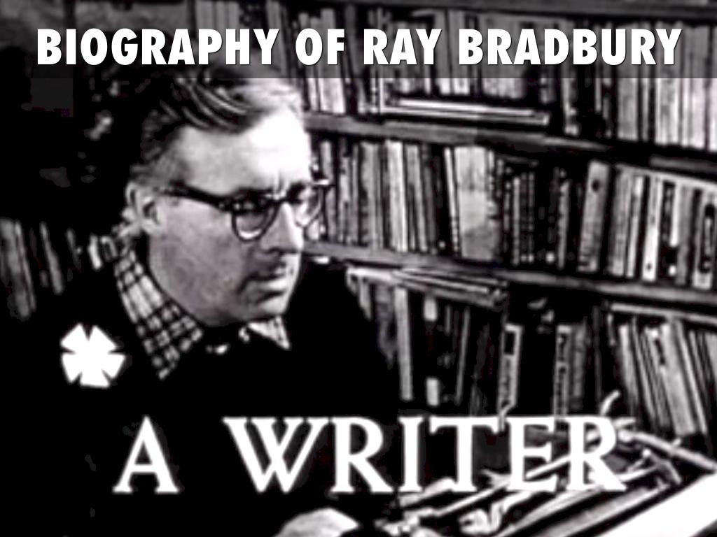 a description of ray bradbury a dreamer Get this from a library ray bradbury unbound [jonathan r eller] -- fully established in the slick magazines, award-winning, and on the brink of placing fahrenheit 451 in the american canon, ray bradbury entered the autumn of 1953 as a.