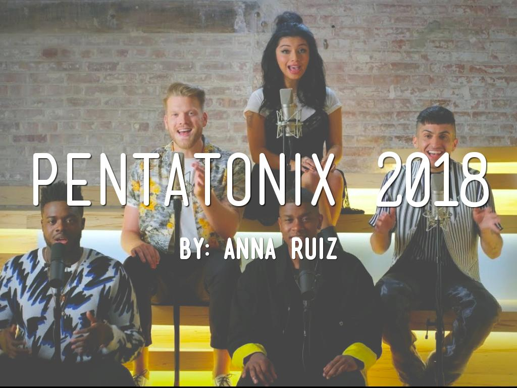 Pentatonix 2018 by Anna Lee