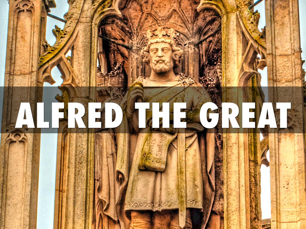 Alfred The Great By Spencer