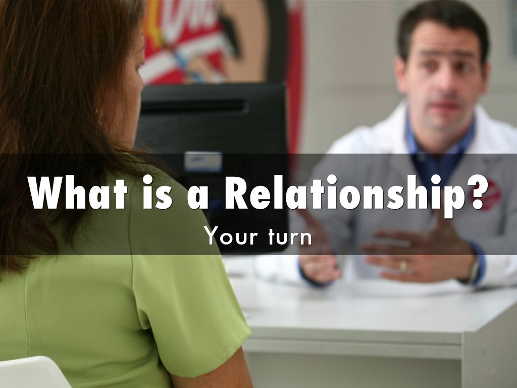 what is a relationship 7 a relationship where you show how much you care about the other person on a daily basis.
