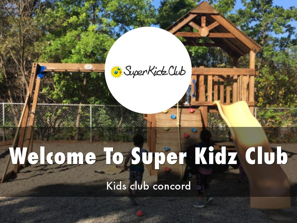 Super Kidz Club Presentations
