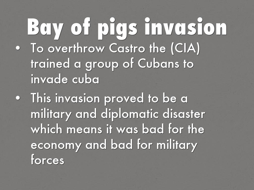 bay of pigs historiography