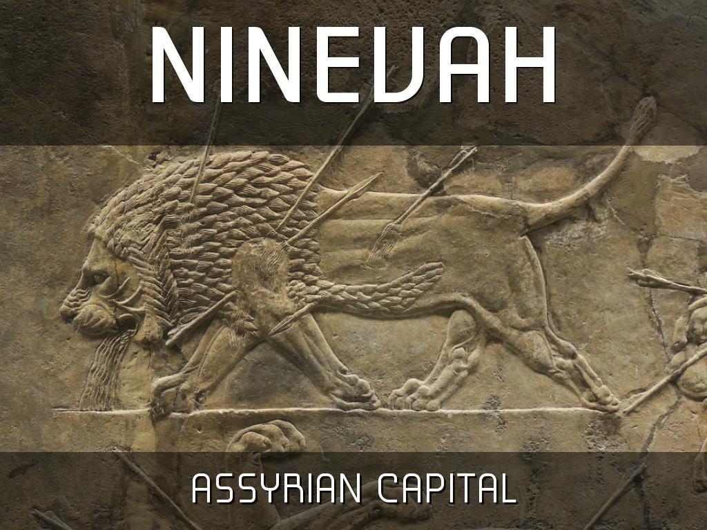 Assyria and Babylon