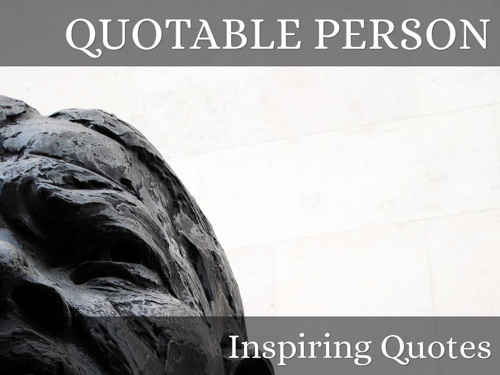 inspirational quotes presentation template çš å æœ
