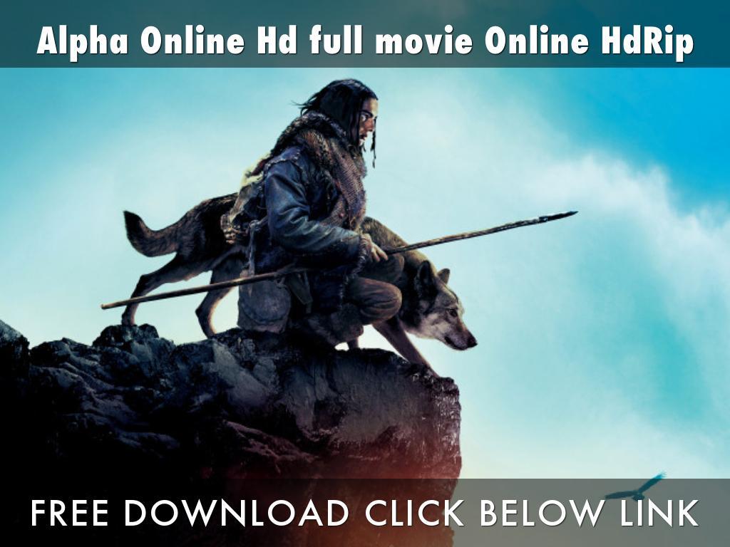 Alpha Online Hd full movie Online HdRip