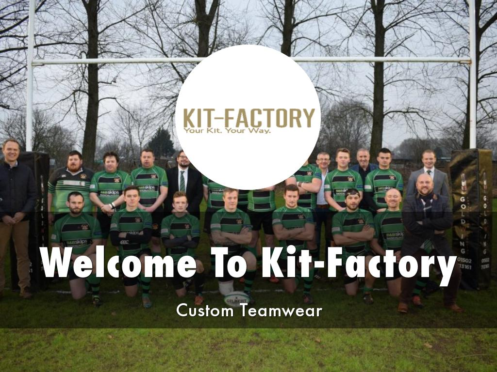 Kit-Factory Presentations