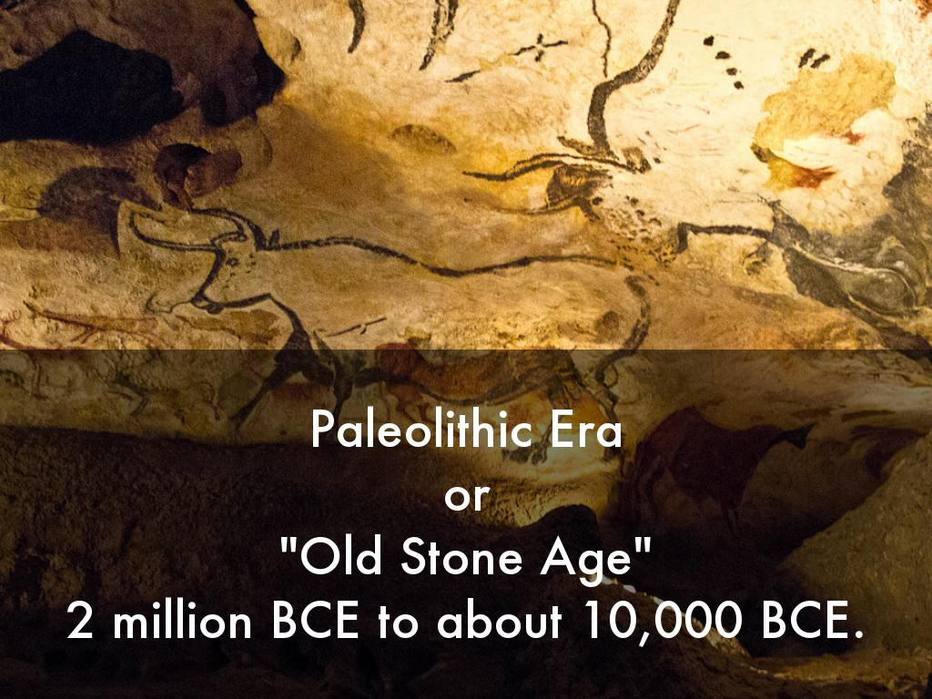 paleolithic era Paleolithic art and culture: origins, development, characteristics of stone age cave paintings and drawings.