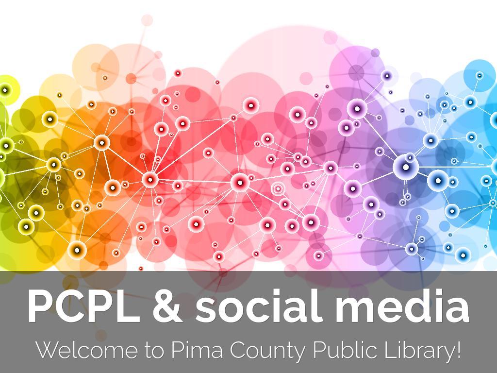 PCPL & Social Media