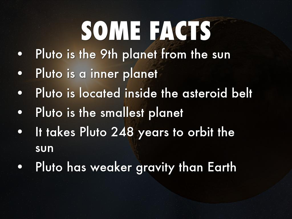 Pluto Planet Pictures And Facts - impremedia.net