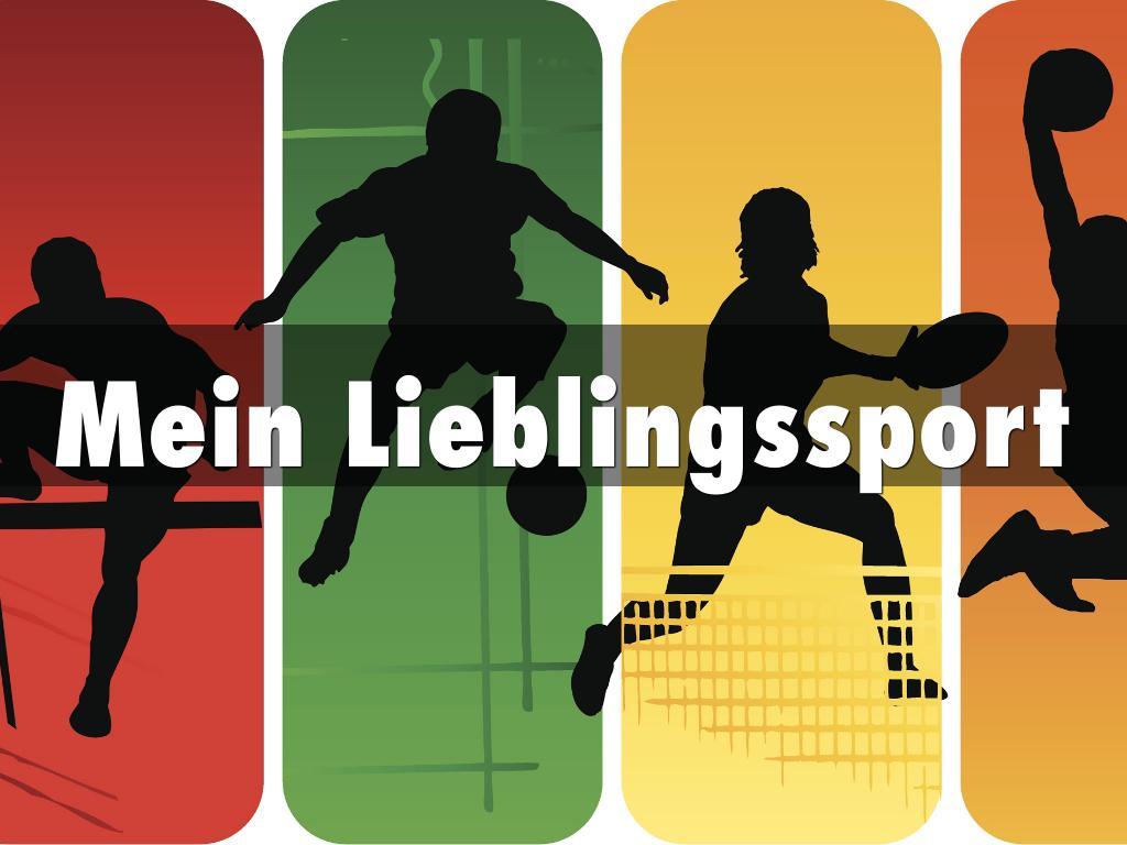 Mein Lieblingssport