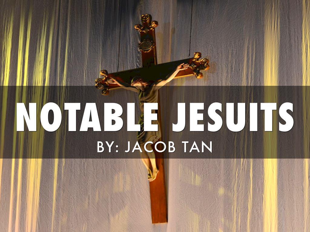 Notable Jesuits