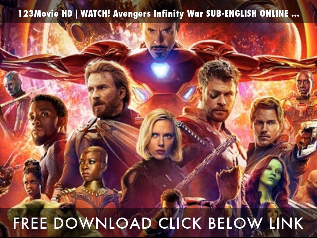 123movie Hd Watch Avengers Infinity War Sub English