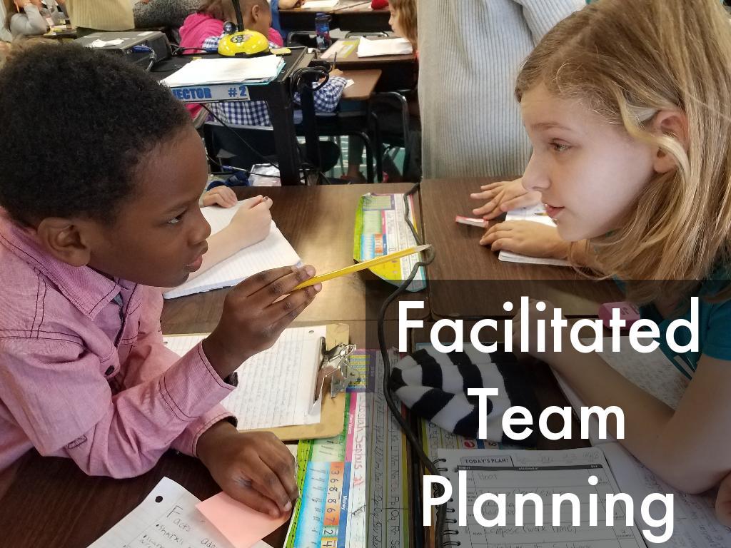 Facilitated Team Planning