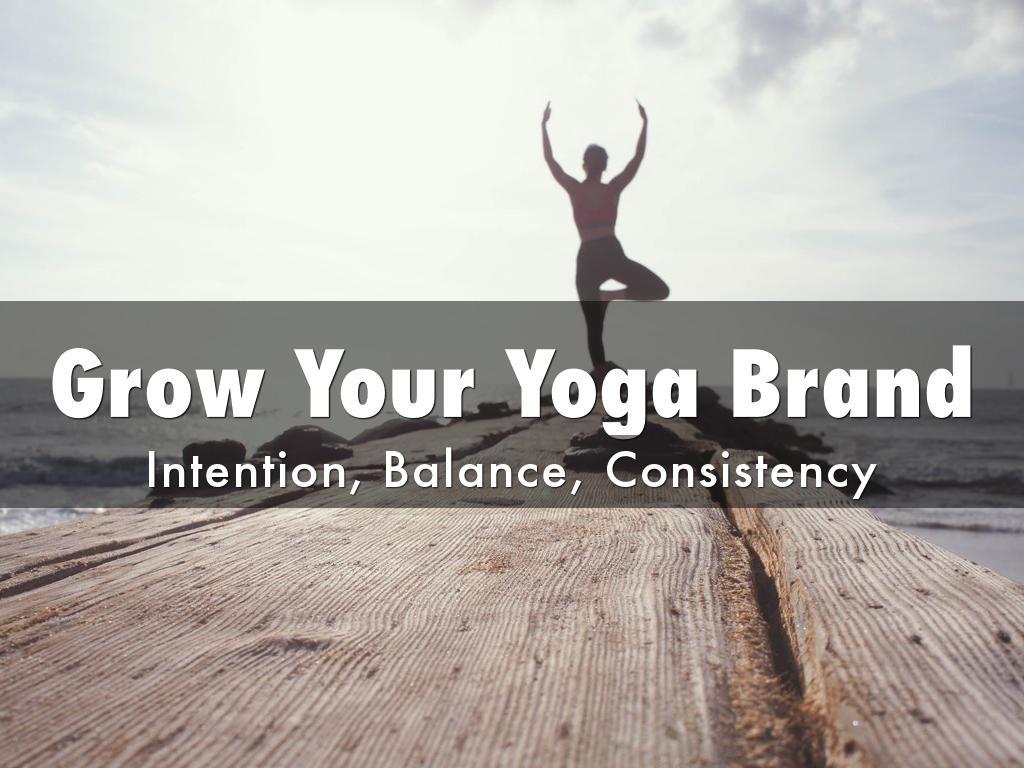 Grow Your Yoga Brand