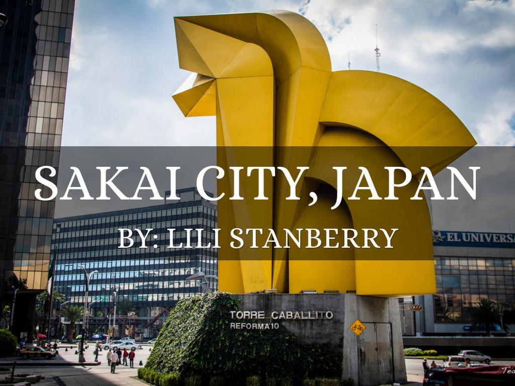 Sakai City, Japan