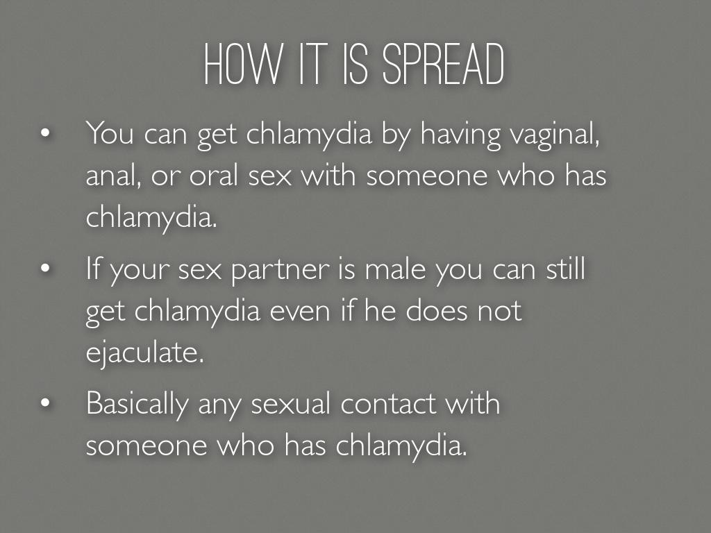 Chlamydia by Kylie Swiger
