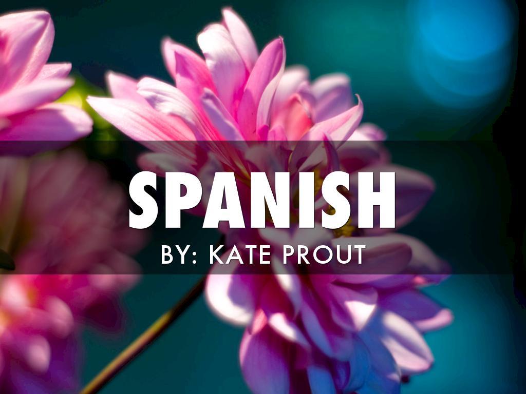 Spanish Activity
