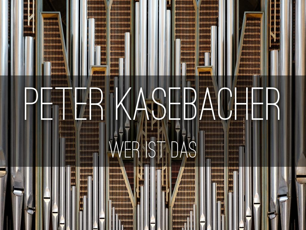 Peter Kasebacher