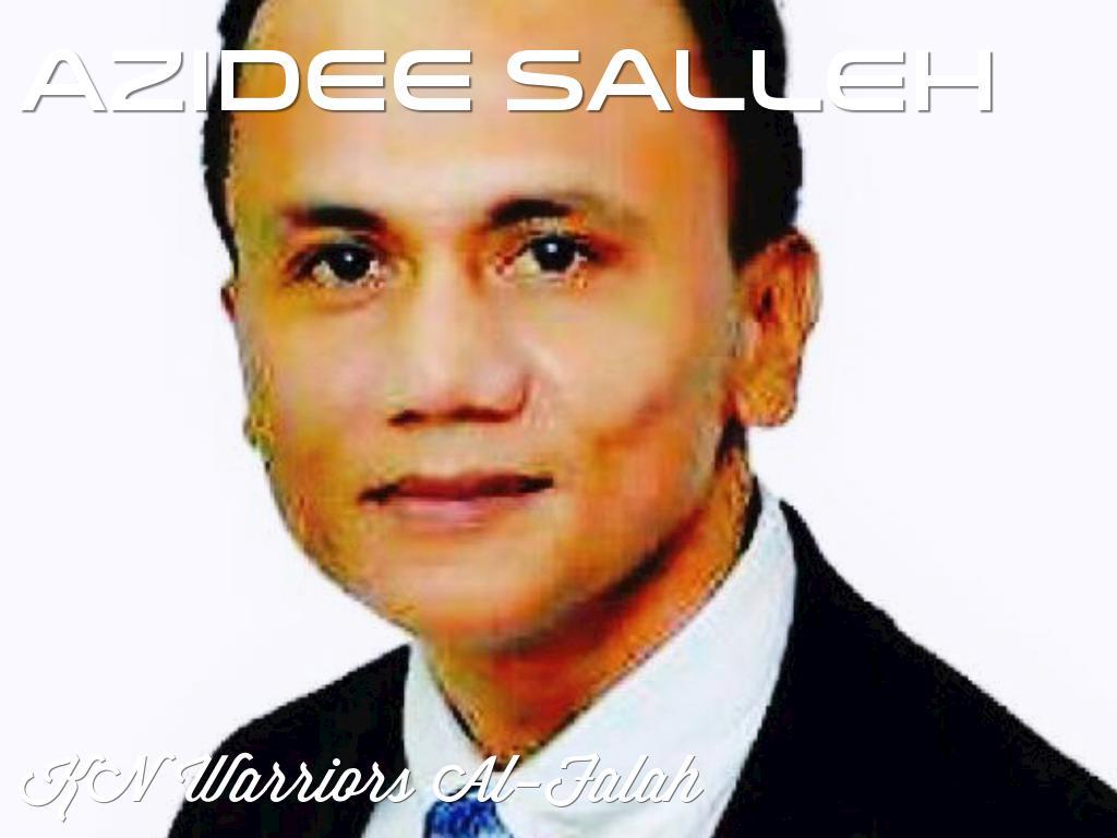 AZIDEE SALLEH