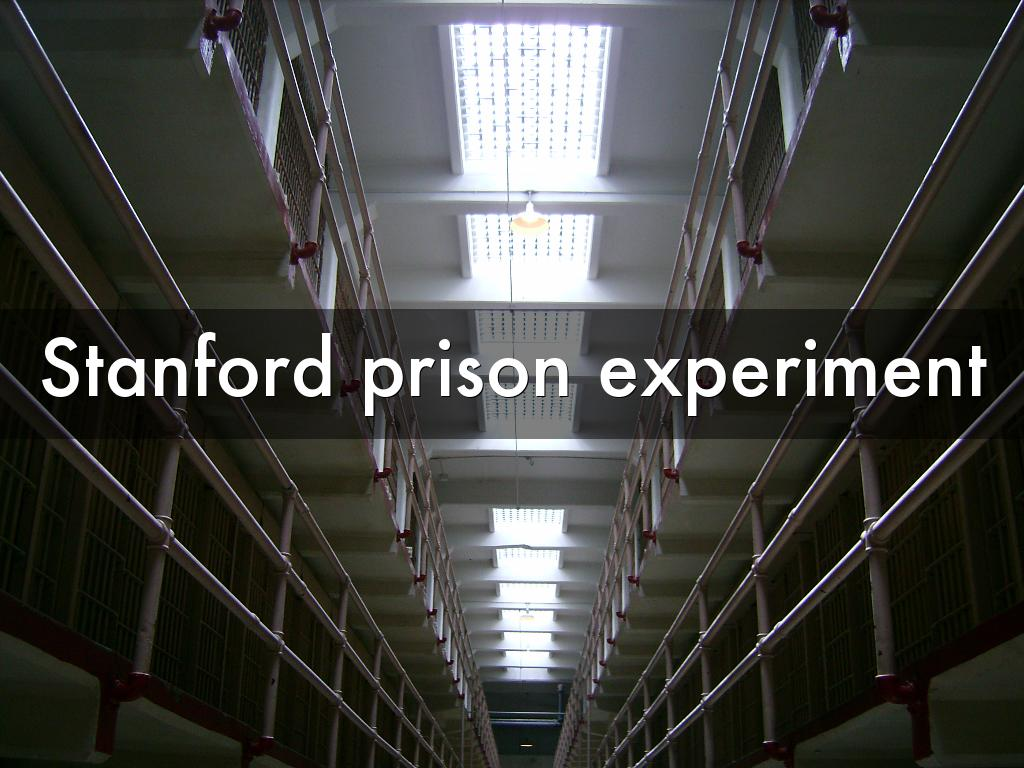 ethics and stanford prison experiment