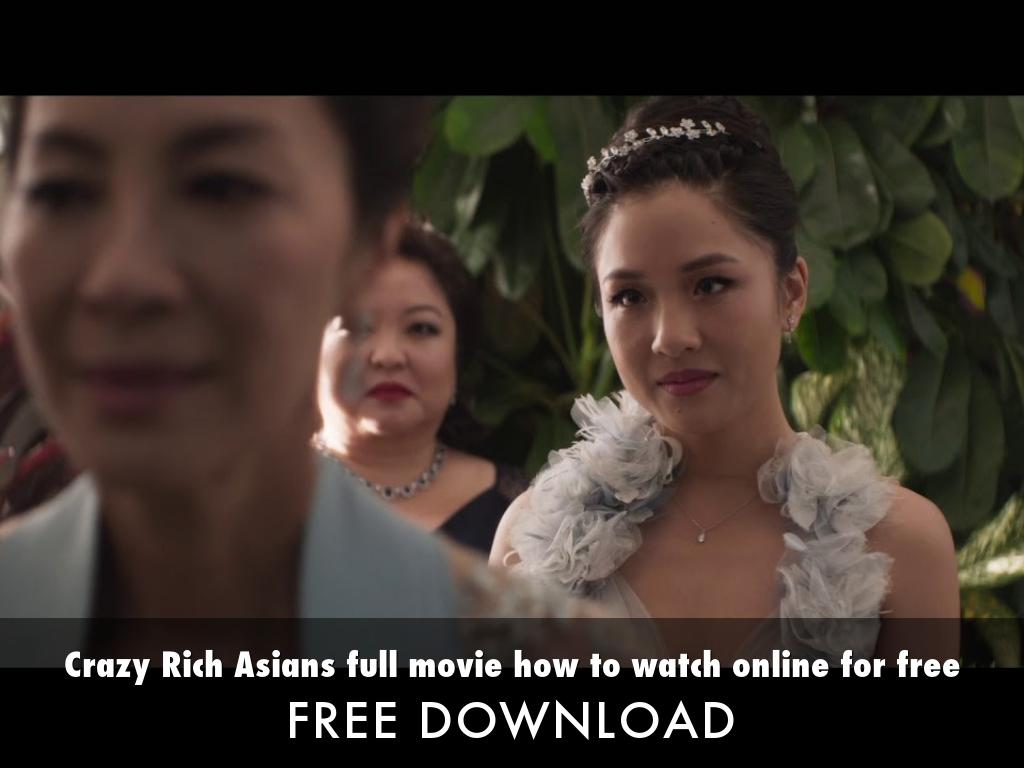 crazy rich asians watch movie online free