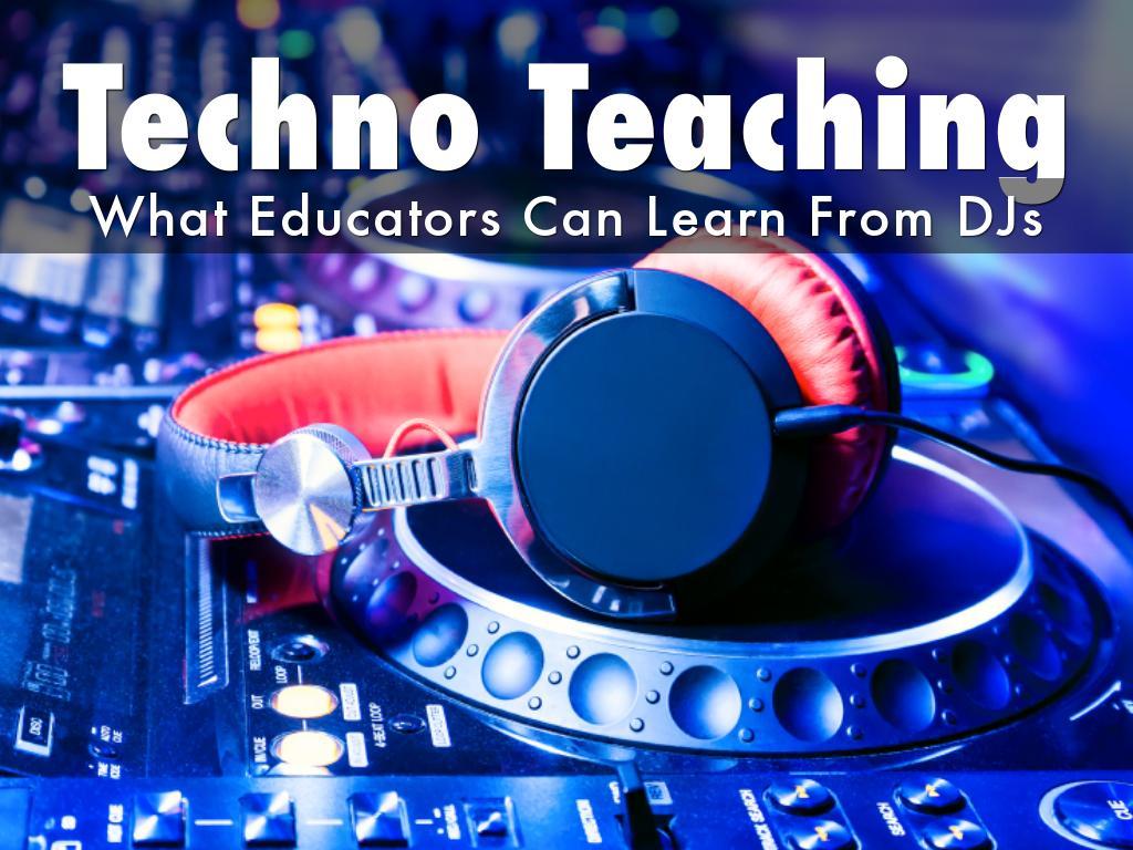 Kopie von Techno Teaching
