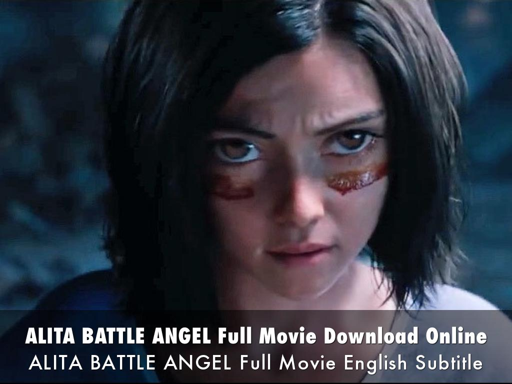 ALITA BATTLE ANGEL Full Movie Download Online